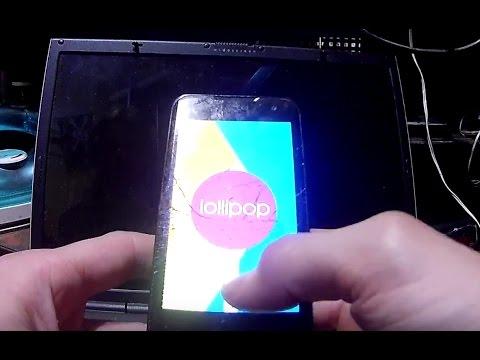 LG P990 Optimus 2X CM12.1 Lollipop 5.1.1