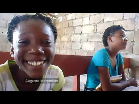 The beautiful young people of Haiti Scholarship