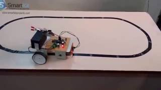 Tutorial Arduino : Line Follower Robot Bahasa