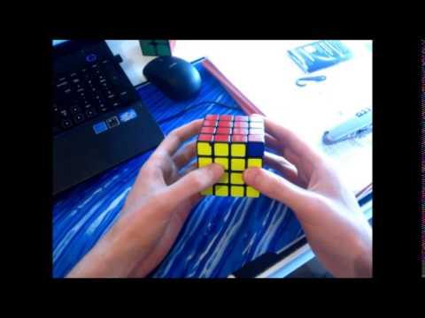 4x4x4 Corner Swap