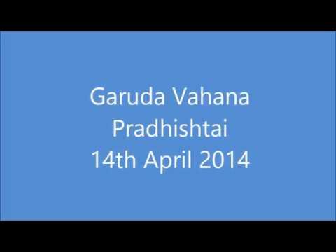 Villivakkam AShramam Koil-Vahana Pratishtai