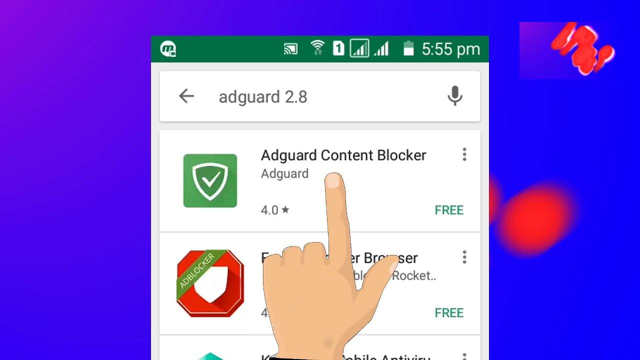 Adguard Content Blocker Cracked APK No Ads [Premium Version