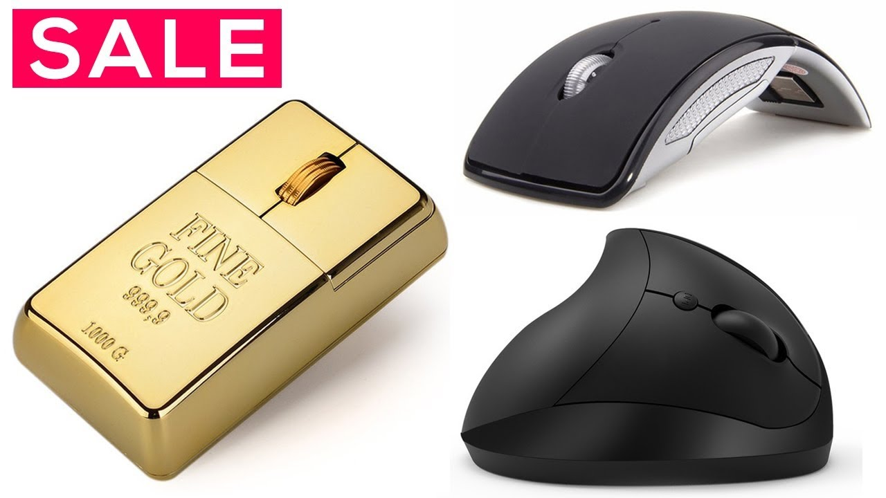 08856f02e7e 10 best wireless mouse for laptop - YouTube