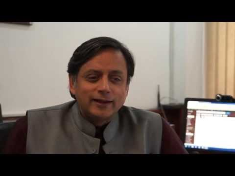 "Dr. Shashi Tharoor ""Future of Higher Education"" Google+ Hangout ..."