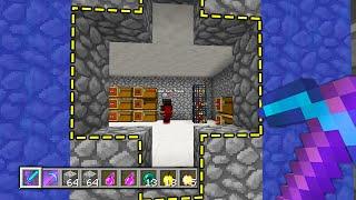 this RICH Minecraft Base had the WORLDS WORST mistake.. (RAIDED!)