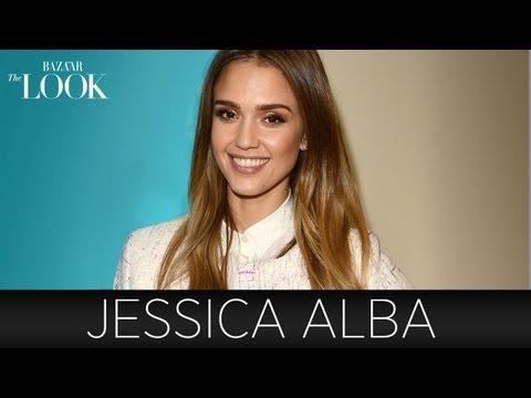Jessica Alba on Fashion, Family & Real Friends | Harper