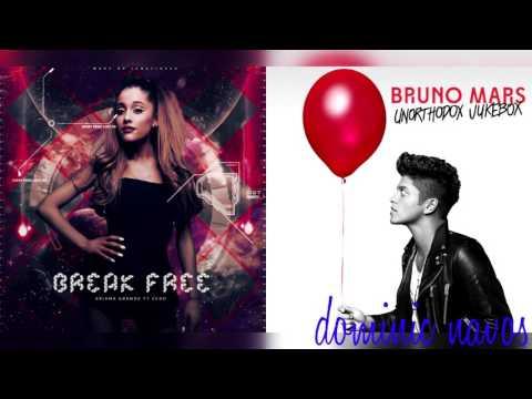 Free Treasure - Ariana Grande x Bruno Mars (Mashup)