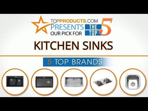 Best Kitchen Sink Reviews 2017 – How to Choose the Best Kitchen Sink