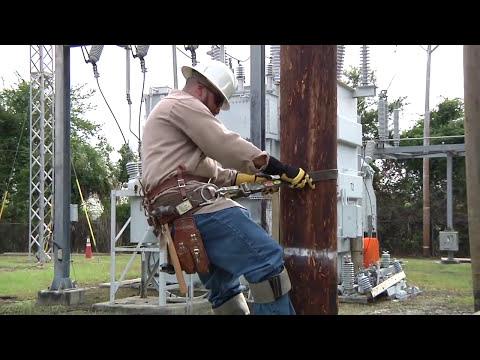 How to Climb A Pole