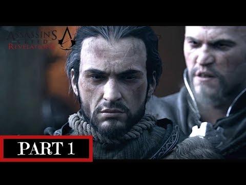 Assassin's Creed : Revelations Malayalam Walkthrough - Part 1 | Killing the Captain | Gamer@Malayali