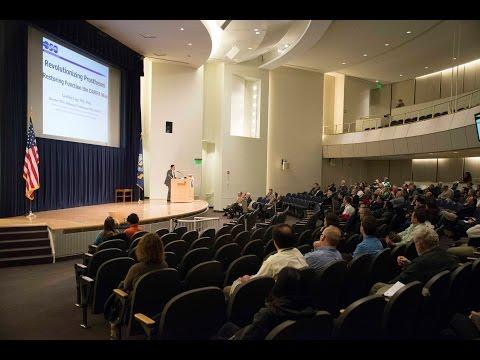 DARPA's DR. Geoffrey Ling's 2015 Engineers Week Presentation at NSWCCD