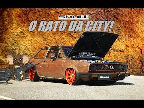 O RATO DA CITY! VOYAGE RAT 400CV - RECORDE DE LIKES -  SHUTT