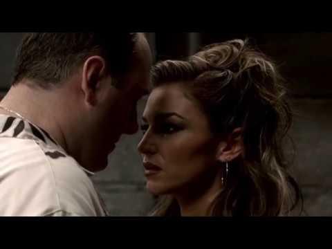 Die Sopranos - Tony & Adriana HOT