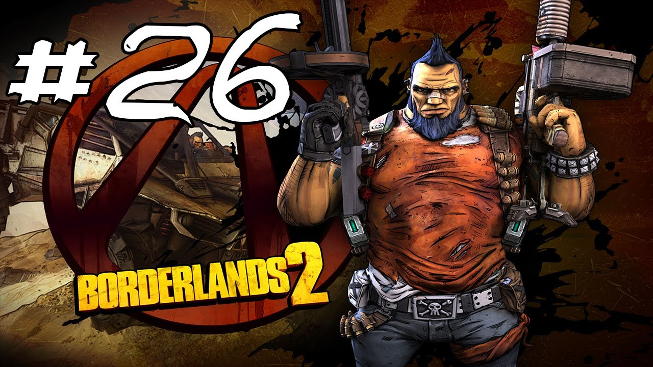 Borderlands 2 Gameplay / Walkthrough w/ Sly and Immortal ...