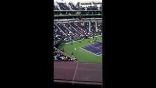 Sharapova and Skiavone tennis (sex noises)