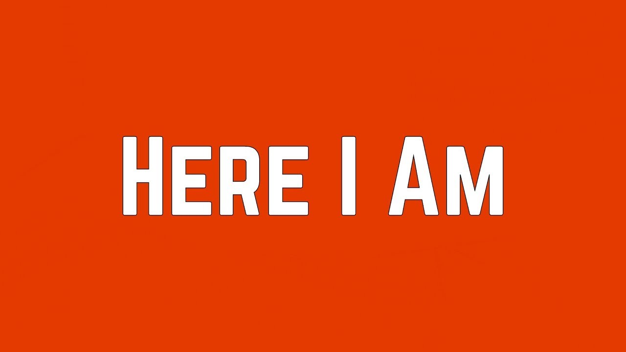 Renee Sandstrom - Here I Am (Lyrics)