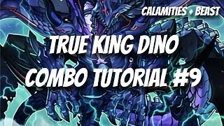 Yu-Gi-Oh! True King Dinosaur Combo Tutorial #9 Calamities, Beast, Shaman + OTK Potential!