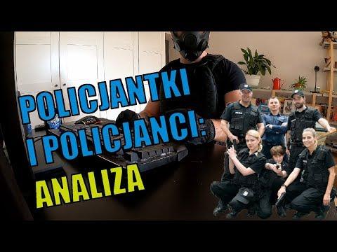 PRAWDZIWY POLICJANT Ogląda Serial POLICJANTKI I POLICJANCI