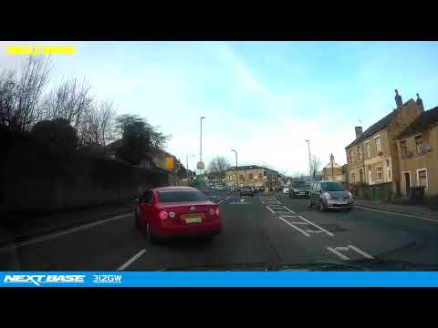 Linthwaite, Taxi driver numbnuts at Thornton Lodge