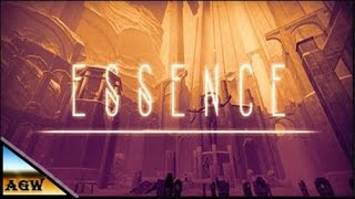 ESSENCE gameplay walkthrough part1 (No commentary, adventure, Indie Pc Game).