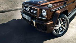 En el carro del gerente de Mercedes- Benz