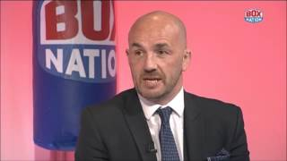Steve Bunce and Barry Jones discuss Crawford v Postol