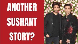 Karan Johar Bans Kartik Aaryan from Dharma | Major Rift after Dostana Turns into Dushmani