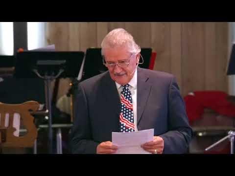 Richard Wood -  A Solider for Jesus