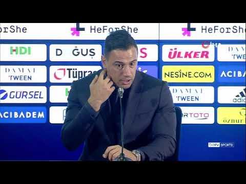 Çağdaş Atan'dan Fenerbahçe'ye gündem yaratacak gönderme! | Fenerbahçe - Alanyaspor : 2-1