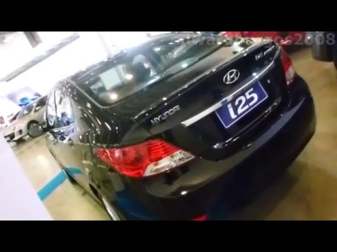 Hyundai i25 2014 video versin Colombia