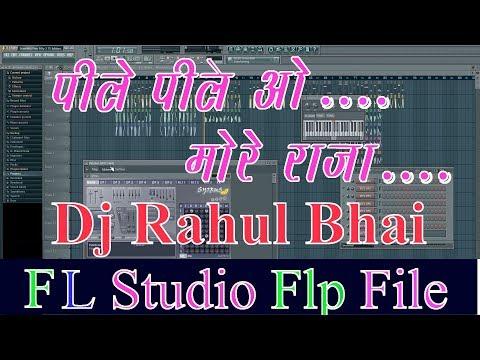 Peele Peele O More Raja Remix Flp By Dj Rahul Bhai