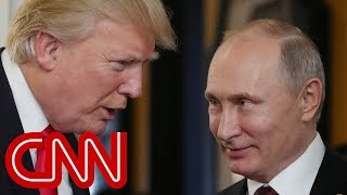 Trump furious over leak about Putin warning