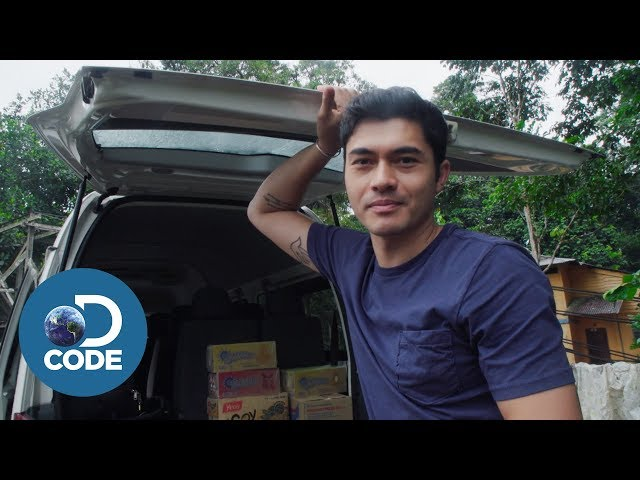 Henry Golding's Journey of Self-Discovery | Surviving Borneo (2/8)