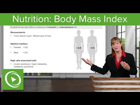 Nutrition: Body Mass Index (BMI) – Genetics | Lecturio