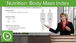 Nutrition: Body Mass Index (BMI) – Genetics | Lecturio
