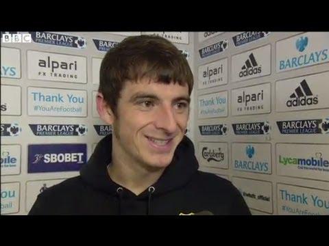 Leighton Baines Post Match Interview - West Ham 2-3 Everton