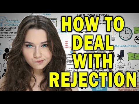 How to Overcome Rejection - Reduce the Fear of Getting Rejected