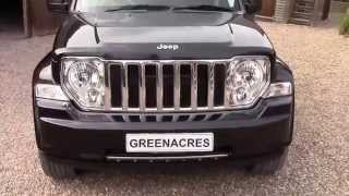 Used 2009 09 Reg JEEP CHEROKEE 2.8 CRD LIMITED 4x4 FOR SALE in Nottinghamshire