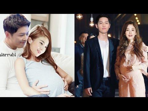 Song Joong Ki and Song Hye Kyo KiKYo  hope their babies will be coming soon