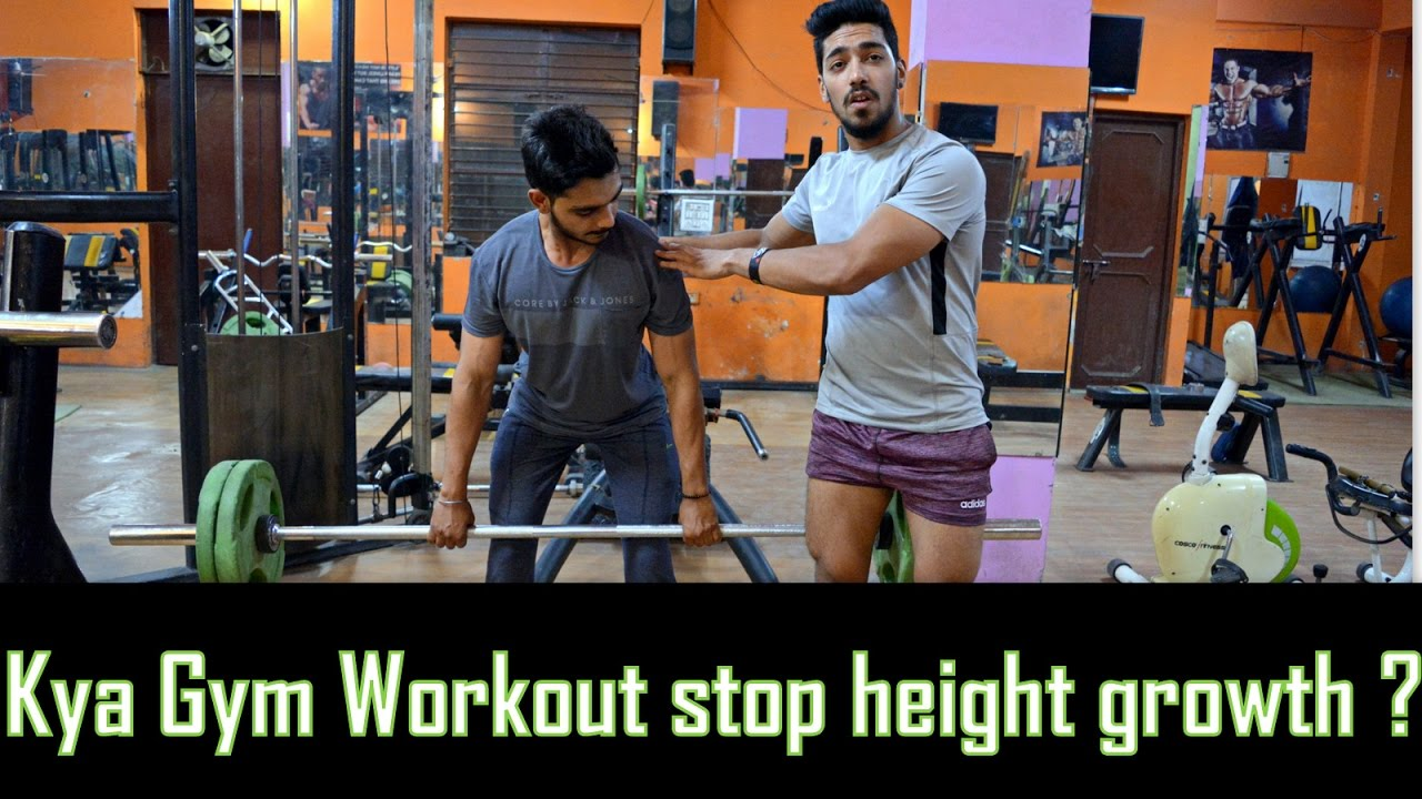 how to stop your height growth