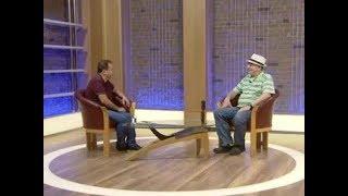 Can Gazi Interviews Chris Krzentz on BRT TV in Cyprus (2018)