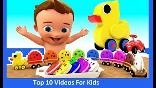 Top 10 Videos For Kids