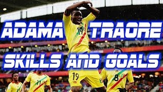 Adama Traore - Welcome to As Monaco - Skills and Goals - 2015 -