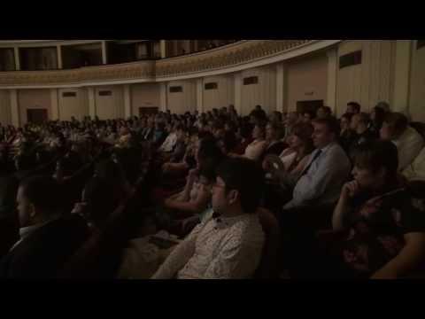 AUA 25th Anniversary Concert at Aram Khachaturian Grand Concert Hall 03 06 2016