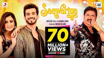 Kumar Sanu & Aastha Gill: Saawariya   Arjun Bijlani   Official Video   Latest Dance Song 2021