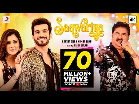 DOWNLOAD: Kumar Sanu & Aastha Gill: Saawariya | Arjun Bijlani | Official Video | Latest Dance Song 2021 Mp4 song