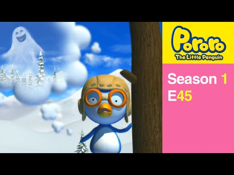 [Pororo S1] #45 Lost in Forest