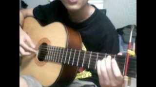 Nấm Lùn Di Động - guitar cover