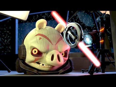Angry Birds Star Wars 2 Rebels-  New Characters : The Inquisitor