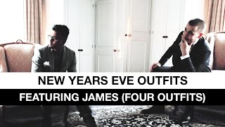 New Years Eve Outfits Lookbook Ft. James (Four Outfits)